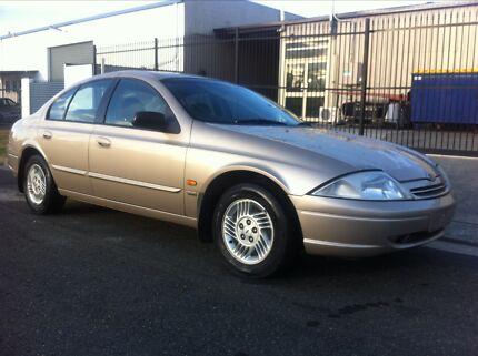 1999 Ford Falcon Sedan Clontarf Redcliffe Area Preview