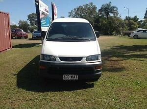 Mitsubishi Express Van/Minivan 2004 MYO5 Eli Waters Fraser Coast Preview