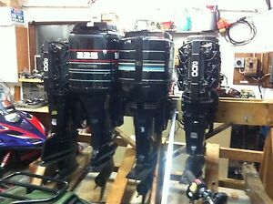 Summers coming don't miss out on these outboard motors