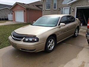 2004 Chevy impala 3.8 in showroom condition