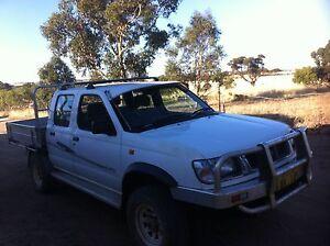 NAVARA d22 4x4 Diesel Brookton Brookton Area Preview