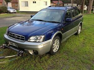 2002 Subaru Outback Wagon - Flat Towable Smithton Circular Head Preview