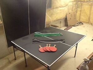 Ping Pong Table by Cooper