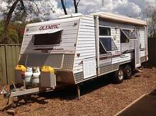 2008 Olympic Champion caravan (21.5ft) - REDUCED Tom Price Ashburton Area Preview