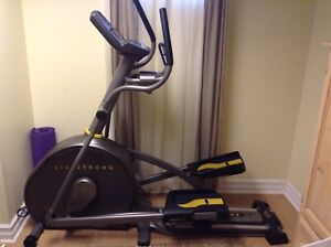 Live Strong 10.0 E Elliptical (local delivery available)