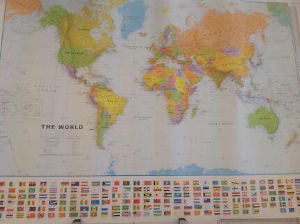 30cm rotating illuminated black world map desk globe miscellaneous 30cm rotating illuminated black world map desk globe miscellaneous goods gumtree australia subiaco area subiaco 1190206885 gumiabroncs Images
