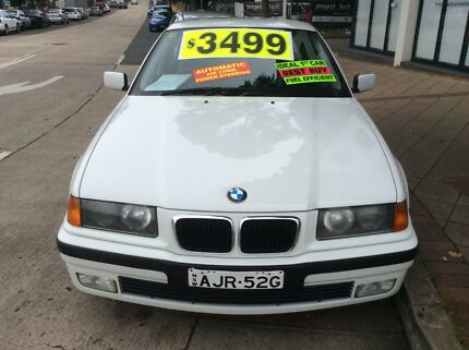 1997 BMW 3 Sedan Homebush Strathfield Area Preview