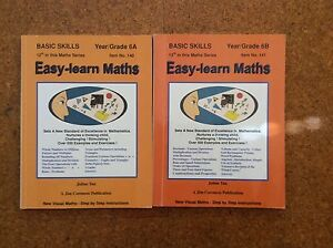 Oc and select school test books Kingsford Eastern Suburbs Preview
