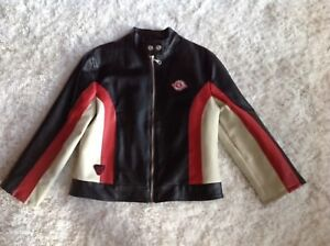 Kids riding jacket