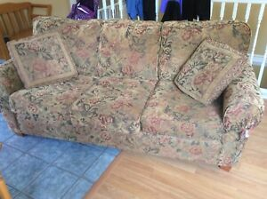 Make an offer—Comfortable couch/ loveseat and chair