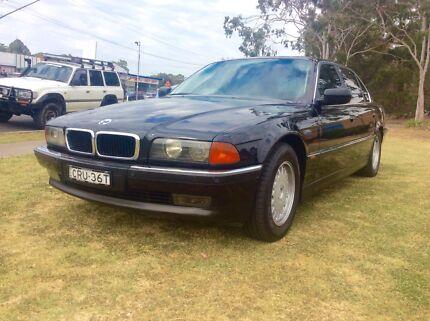 1998 BMW 735iL V8 Auto Luxury Sedan Beautiful Condition Woodbine Campbelltown Area Preview