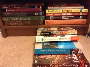 Textbooks For Colleges/Universities- mint condition books
