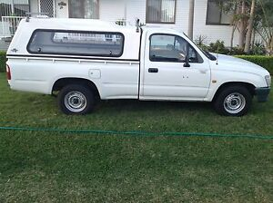 1998 Toyota Hilux Ute Belmont Lake Macquarie Area Preview