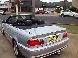 2002 BMW 330Ci CONVERTIBLE THE ENTHUSIASTS CAR 6CYL 5 SPEED Fairy Meadow Wollongong Area Preview
