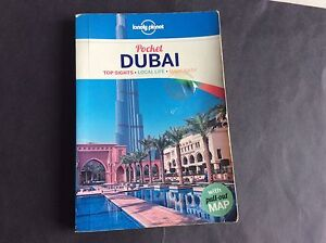 Lonely Planet Dubai pocket guide Belmont Brisbane South East Preview