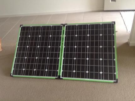 Portable solar panel Calliope Gladstone Surrounds Preview