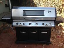 Stainless Steel 6 burner Everdure BBQ Broome 6725 Broome City Preview