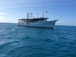 Converted Ex Gov. Research Vessel, 55 feet, Live Aboard Runaway Bay Gold Coast North Preview