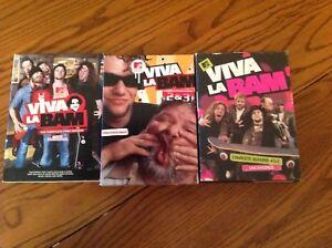 VIVA La BAM Complete Seasons 1-5 DVD Uncensored!