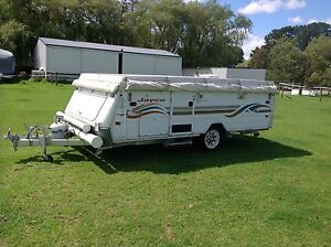 2002 Jayco flamingo Narre Warren South Casey Area Preview