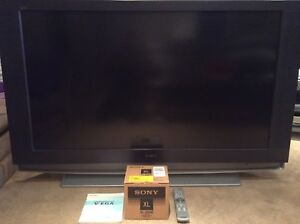 "Sony Grand Wega 55"" rear projection tv"