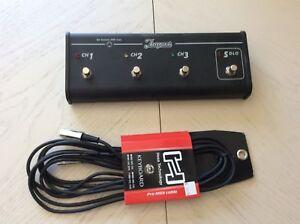 Foot controller 5 pin