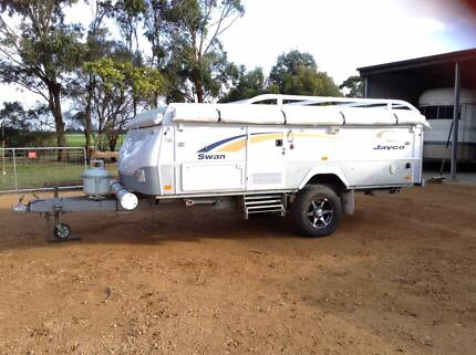 Jayco Outback 2009 Swan with heaps of extras!!! Allansford Warrnambool City Preview
