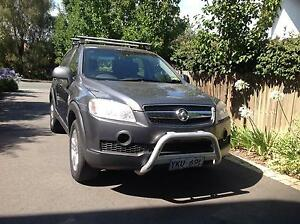 2008 Holden Captiva Wagon Curtin Woden Valley Preview