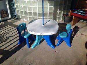 Furniture for outside for kids