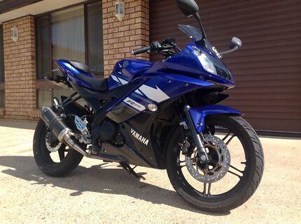 Yamaha YZF-R150 Campbelltown Campbelltown Area Preview