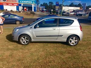 2009 Holden Barina 4 Cyl 5 speed Low KM's 3 months Rego