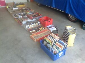 HO OO SCALE MODEL TRAIN SET RAILWAY PIECES   I AM SELLING PIECES Lockleys West Torrens Area Preview