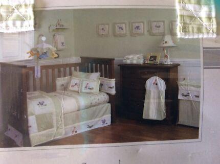 Wanted: Nursery set