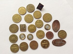 HUGE LOT OF RARE COINS AND PINS!!!