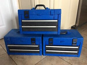 3 Tool s Boxes 20$ each