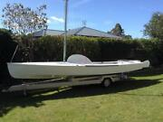 Light Weight Sharpie Sail Boat Newlands Arm East Gippsland Preview