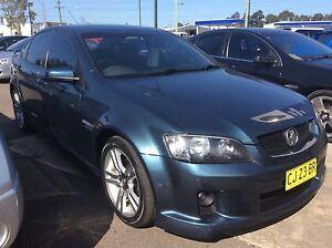 2010 Holden Commodore VE MY10 SV-6  Sedan Sandgate Newcastle Area Preview