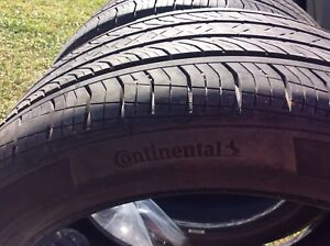 245 45 18 Continental Pro Contacts