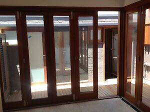 Western Red Cedar doors and windows Neutral Bay North Sydney Area Preview