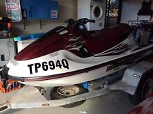 Yamaha Wave Runner GP760 Redlynch Cairns City Preview