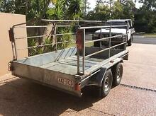 Galvanised Tandem Trailer Point Vernon Fraser Coast Preview
