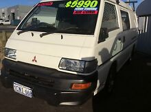 2004 Mitsubishi Express(TWIN SLIDING DOORS) Darch Wanneroo Area Preview