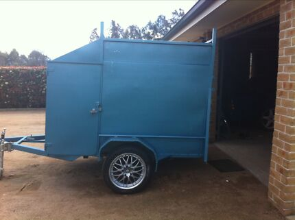 Enclosed trailer ready for work Albion Park Shellharbour Area Preview