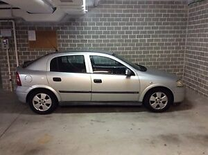 Holden Astra 2003 , long rego Gymea Sutherland Area Preview