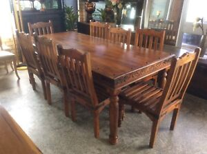 Bali Style Dining Suite Wangara Wanneroo Area Preview