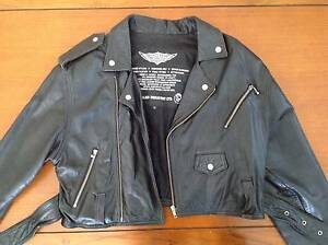 Leather Designer Jacket (Soft Sheep Leather) Victoria Point Redland Area Preview