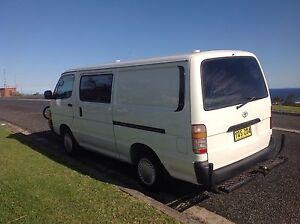 2000 Toyota Hiace Van/Minivan Coffs Harbour Coffs Harbour City Preview