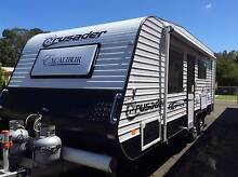 Crusader Excalibur 2014 20ft 6in Churchill Latrobe Valley Preview