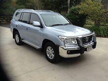 2010 Toyota LandCruiser Wagon Highfields Toowoomba Surrounds Preview