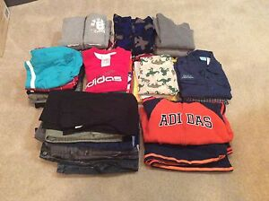 Boys clothing lot (size 5 to 6X)